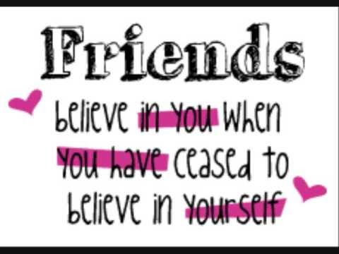 Latest HD Friends Forever Images With Quotes