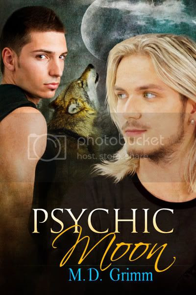 Psychic Moon Cover