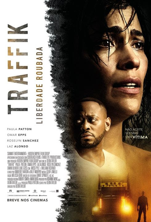 Traffik - Liberdade Roubada : Poster