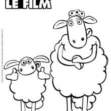 Coloriage Shaun Le Mouton Coloriages Coloriage à Imprimer