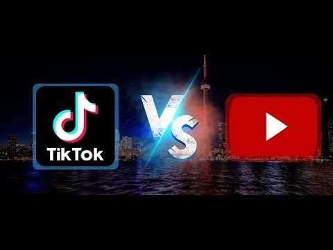 YouTube vs Tik Tok WhatsApp Status | New Edition