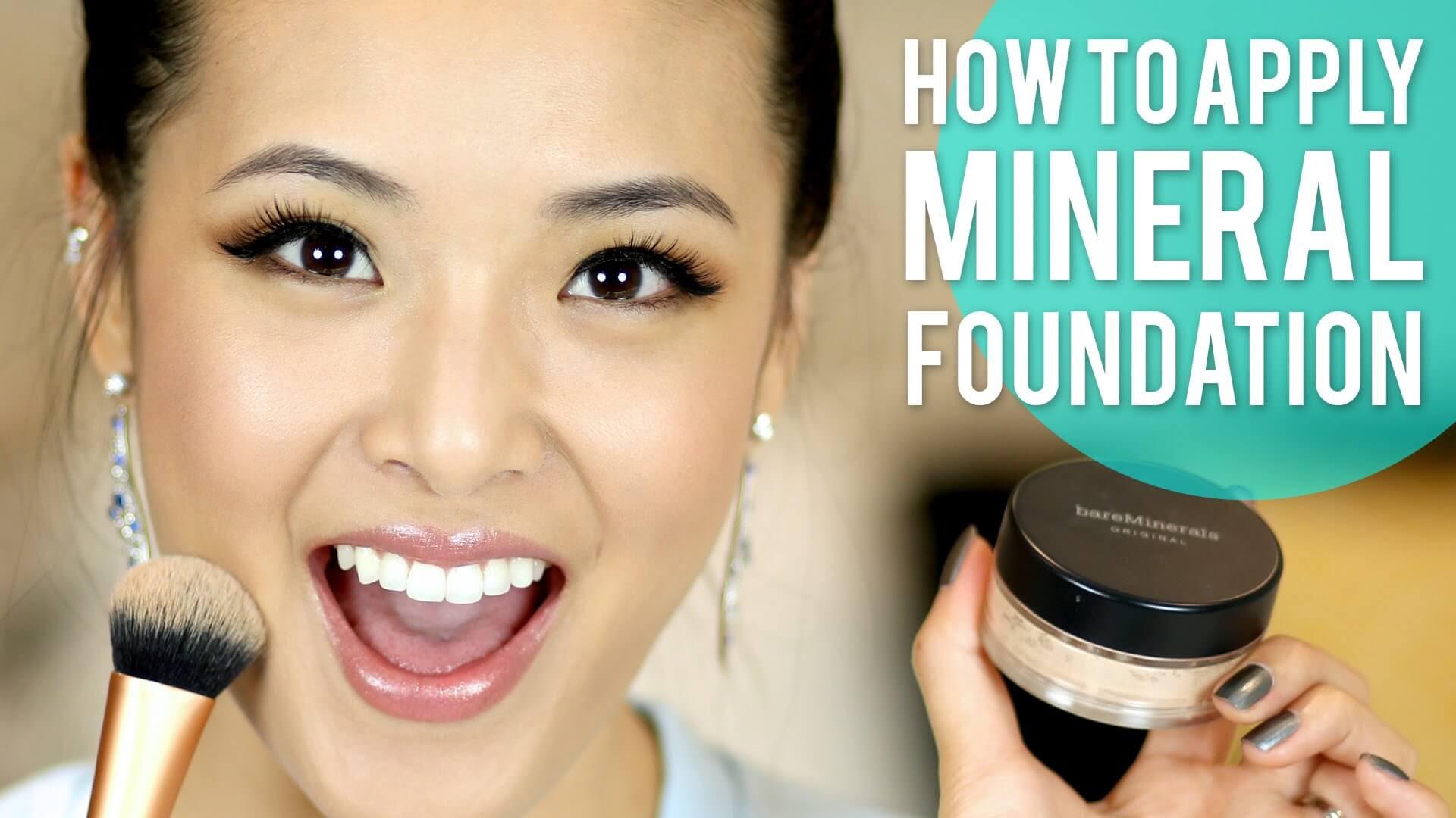 Bare Escentuals Bare Minerals Mineral Makeup And ...