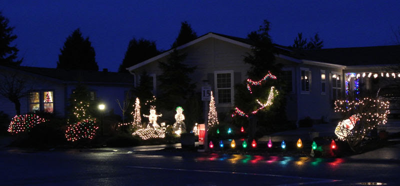 LME Christmas lights 1
