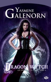 Couverture Les soeurs de la lune, tome 4 : Dragon Wytch