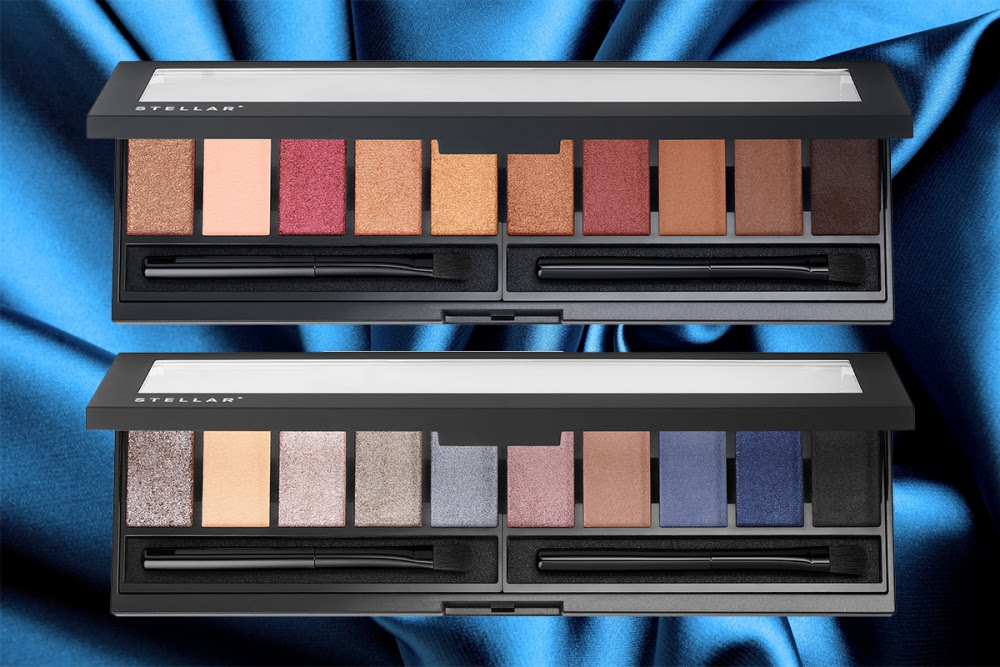 Now Available! STELLAR Lunar and Solar Magnetic Eyeshadow Palette