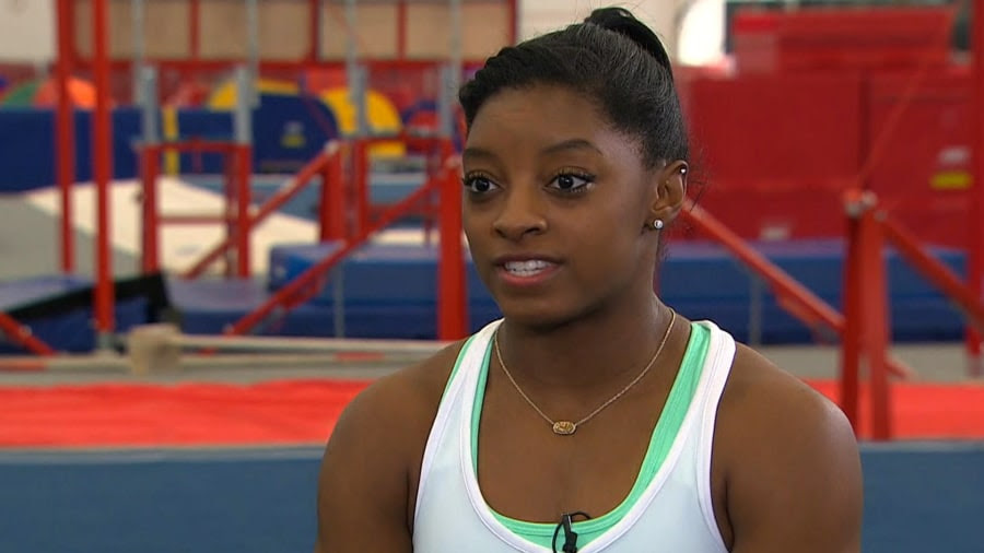 US gymnast Simone Biles poised for stardom at the 2016 Rio ...