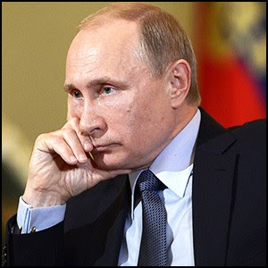 Владимир Путин, который изменил мир