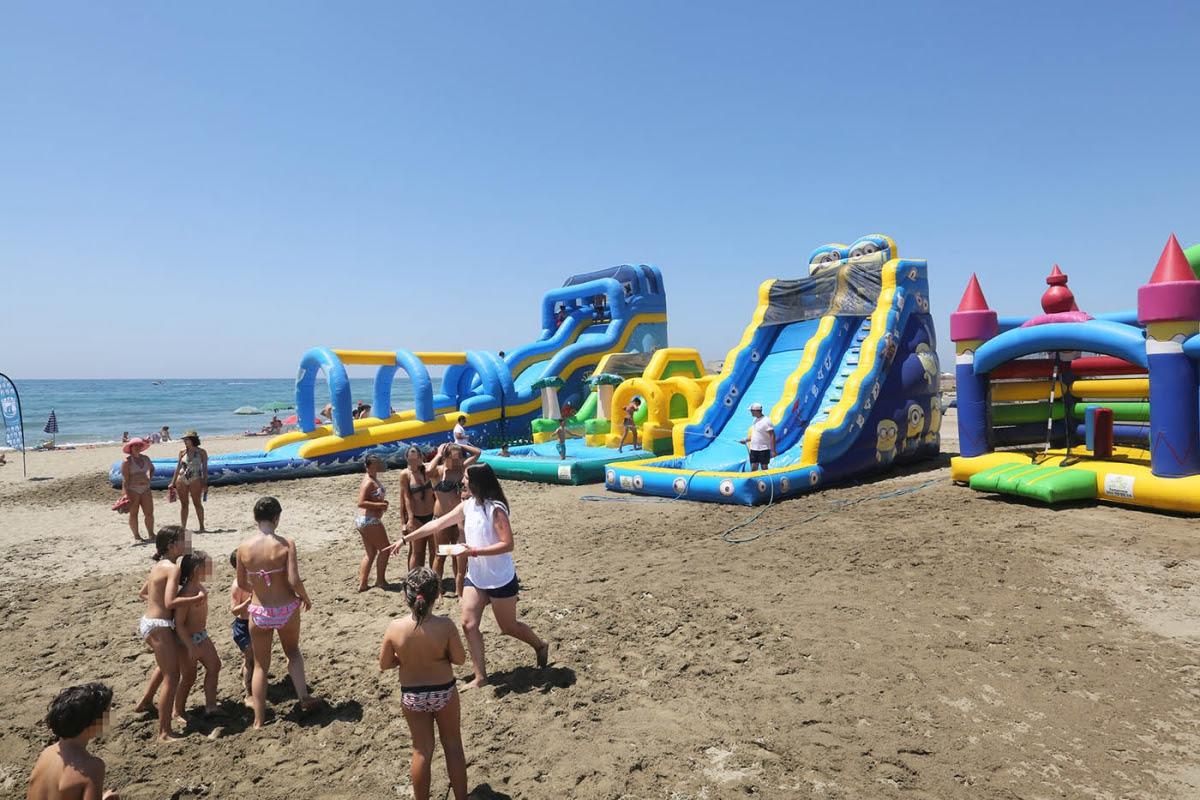 Cerca de 2.000 jóvenes participan en las actividades de verano programadas por Juventud