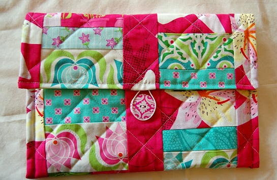 Cozy Quilted Tablet Cover