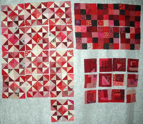 Red Scrap Progress