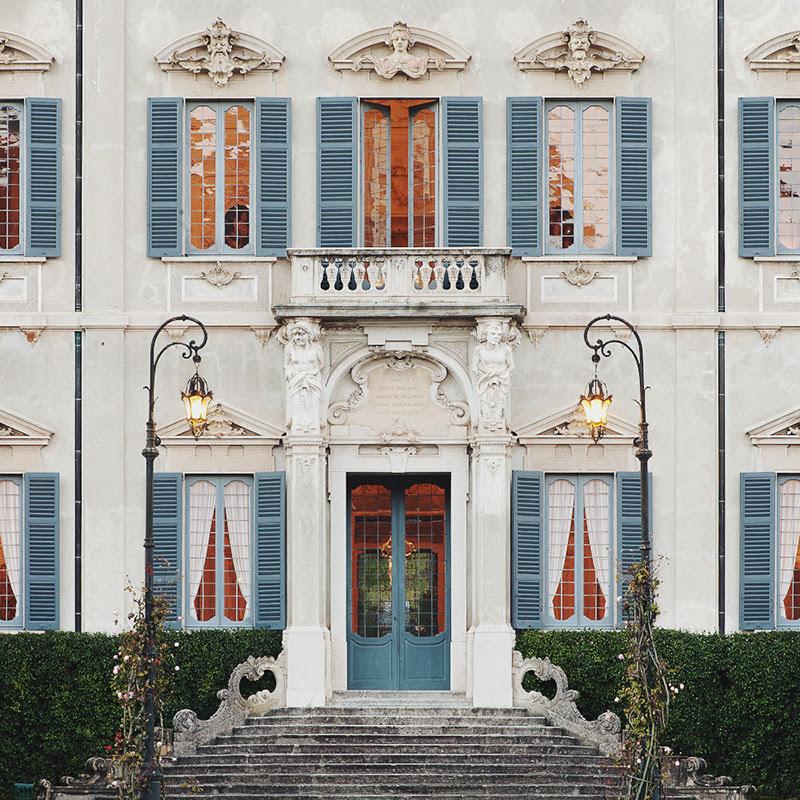 """coolchicstylepensiero: """"(via Decor & Places : La Villa Sola Cabiati, Lago di Como, Italy) www.coolchicstylefashion.com """""""