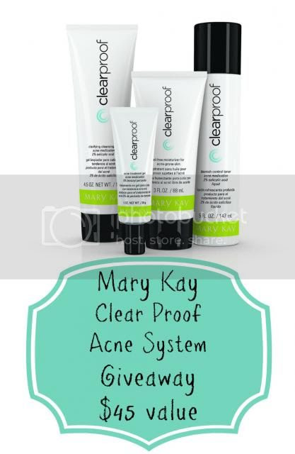 Mary Kay Clear Proof Acne System Review And Giveaway Ends