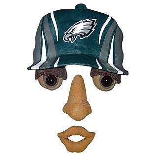 Philadelphia Eagles Forest Face - Outdoor Living - Outdoor Decor ...