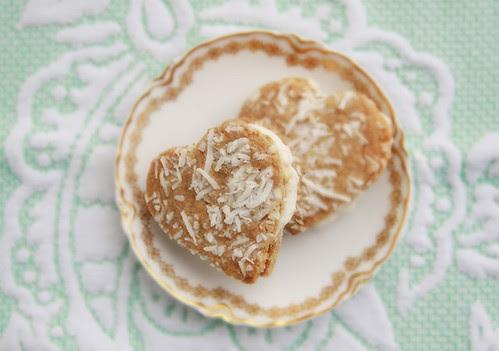 white chocolate love