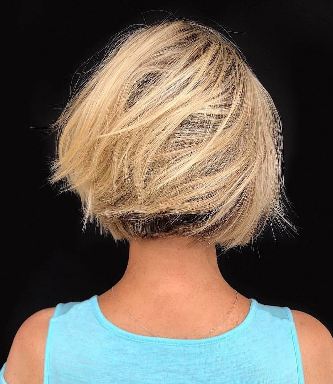 Top 10 Low Maintenance Short Bob Cuts For Thick Hair Short