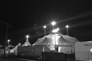 Cirque du Soleil - Leaving