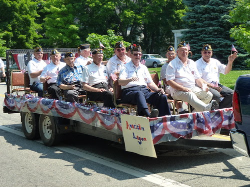 American Legion Veterans