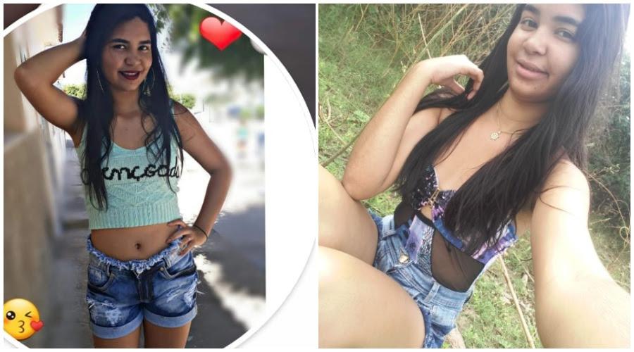 Jovem de 16 anos foi morta com facada no peito, em Teixeira. Suspeito não aceitava o fim do relacionamento