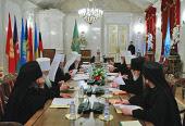 ЖУРНАЛЫ заседания Священного Синода от 30 мая 2011 года
