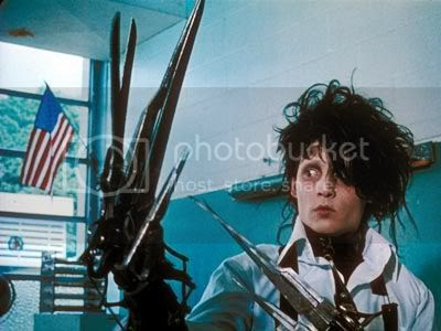 edward scissorhands Pictures, Images and Photos