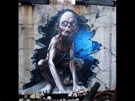 gambar grafiti  lukisan dinding keren youtube