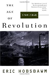 """Cover of """"The Age of Revolution: 1789-184..."""