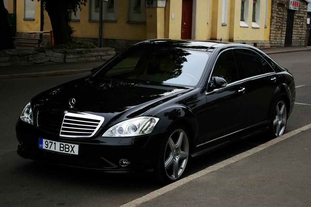 2009 Mercedes-Benz S-Class - Information and photos ...