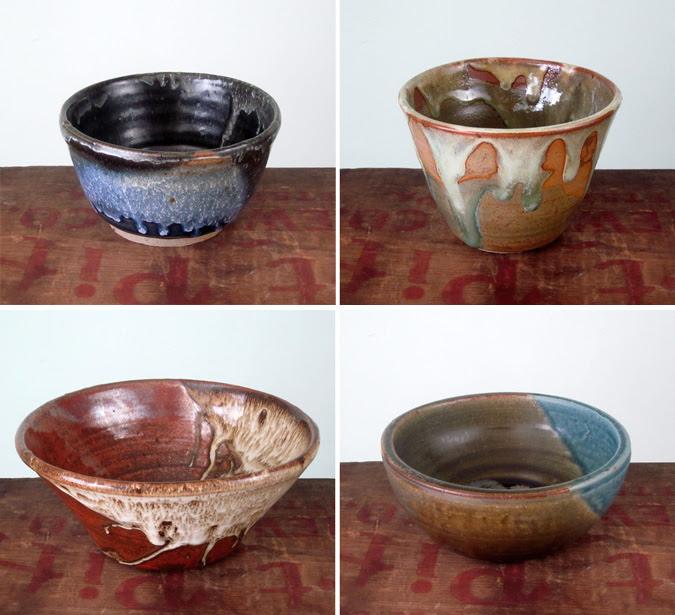 pottery A