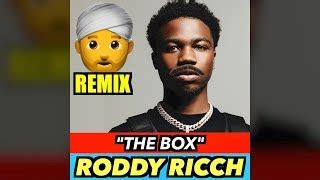 roddy ricch  box indian version mp song