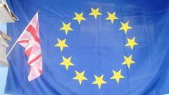 EU Flag + Gay UK
