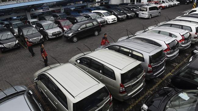 Langkah Transaksi Di Showroom jual Beli Mobil