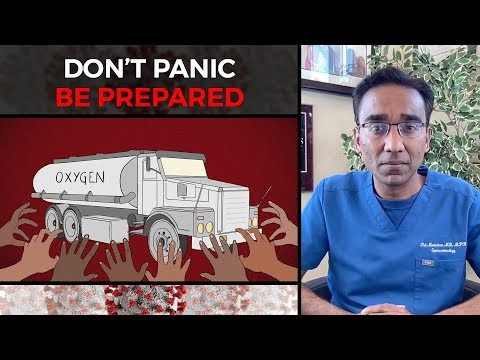 ONE main thing to do   if COVID positive   - Second wave in India-