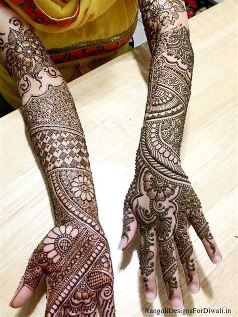 Best 25  Full Hand Mehndi Designs ideas on Pinterest