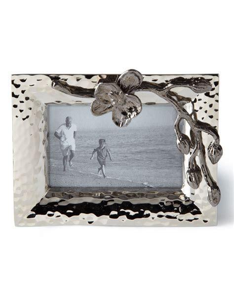 Michael Aram Black Orchid Mini Picture Frame   Neiman Marcus