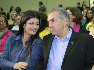 Vice-governadora Rose Modesto é tida como nome forte do partido para disputar Prefeitura da Capital/Foto: Wanderson Lara