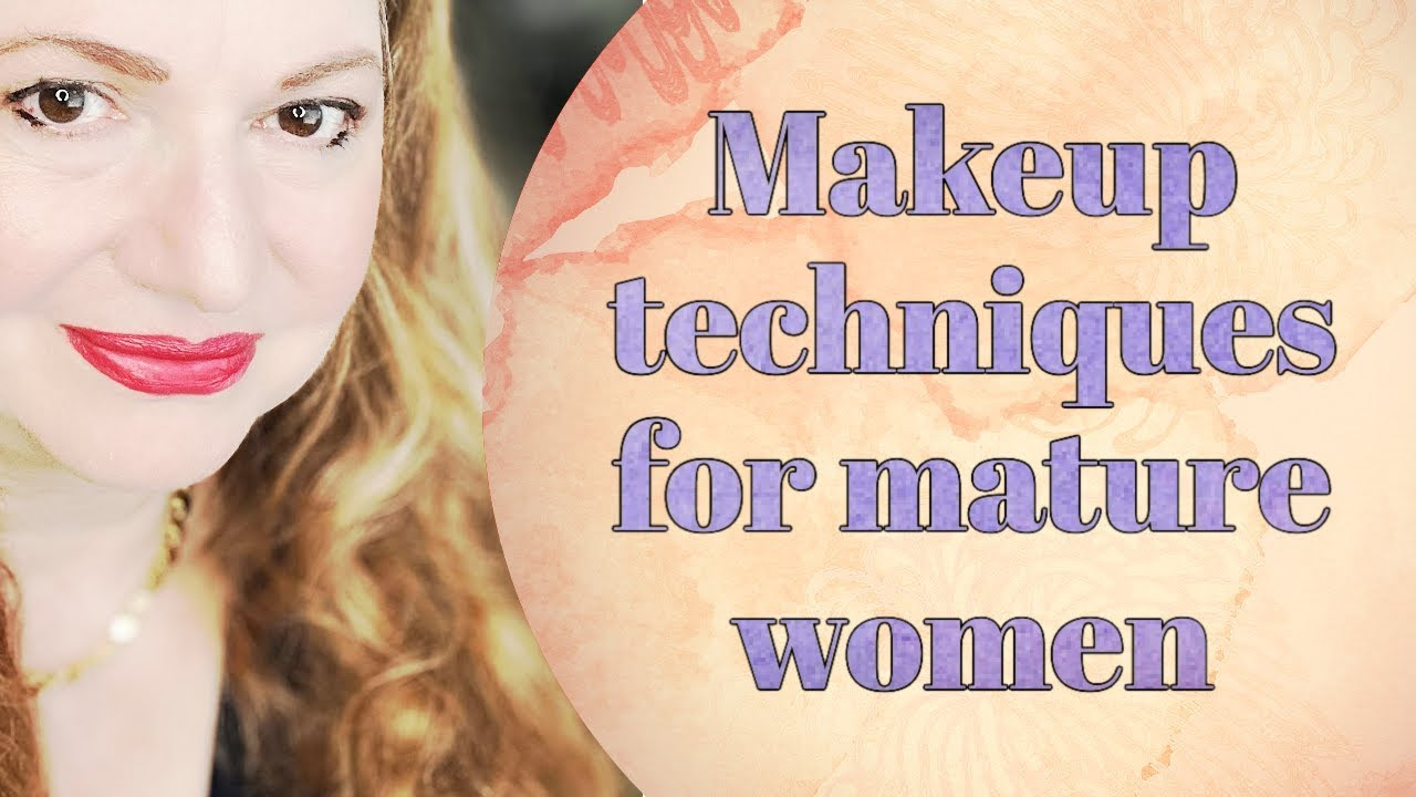Best Makeup for Older Women - 25 Makeup Tips and Products for Mature Women