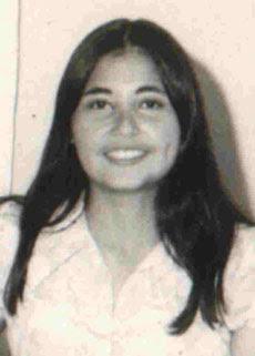 Lelia Pérez a los 16 años. | AI