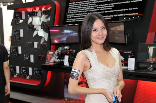 Booth Babes Computex 2014 (26)