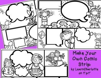How To Make A Comic Strip With Your Own Pictures