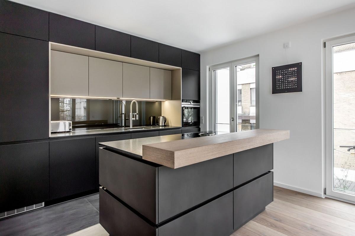 Küchen Ohne Oberschränke Bilder Küche Hängeschränke Ikea ...