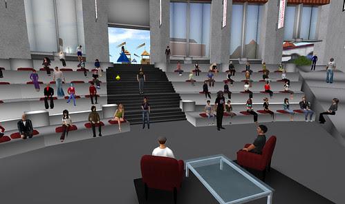 Audience view, Dav Phobos session