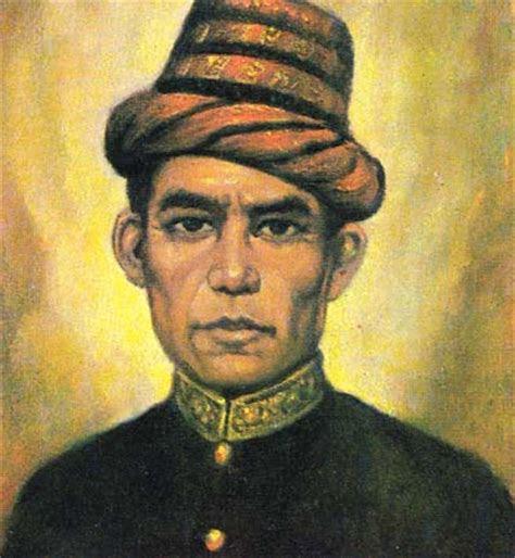 gambar tokoh tokoh pahlawan nasional