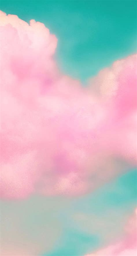 pink cloud iphone wallpaper iphone backgrounds