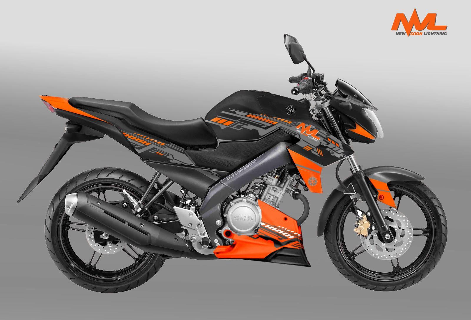 Modif Motor Yamaha Modifikasi Motor Terbaru