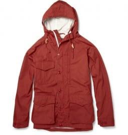 Woolrich Woolen Mills Hooded Parka Jacket