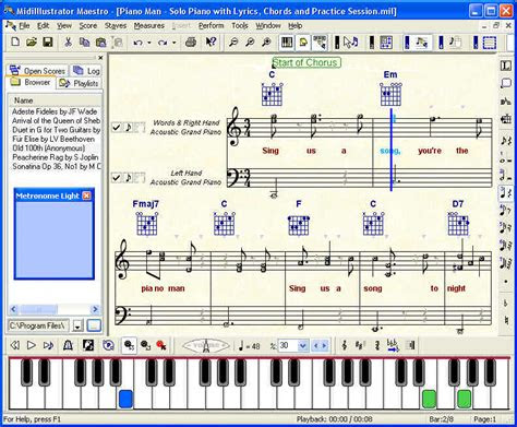 screenshot review downloads  shareware midiillustrator