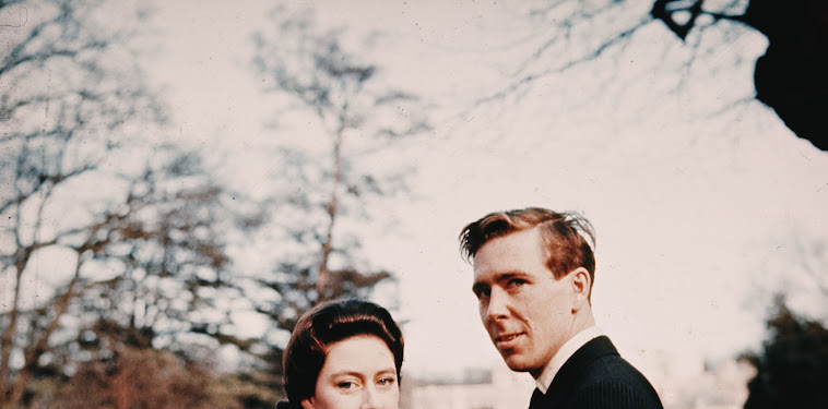 Peter Townsend Princess Margaret Photo By Tony Armstrong