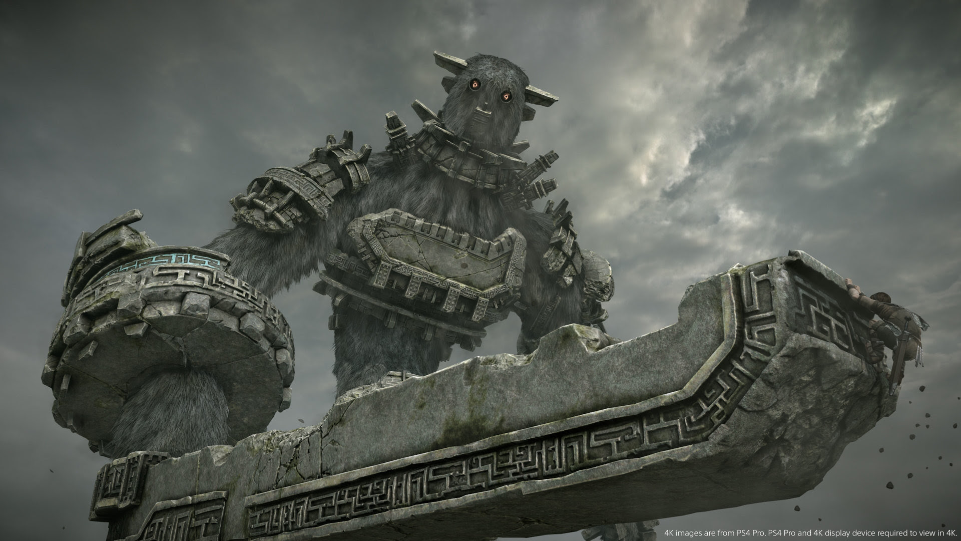 Shadow Of The Colossus Ps4 Review Best Buy Blog