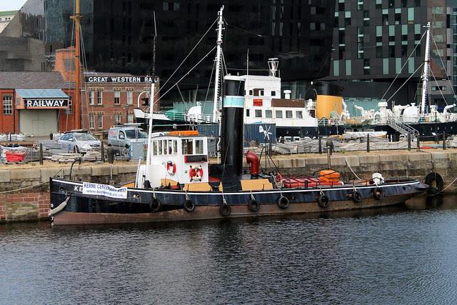Albert Docks (2)