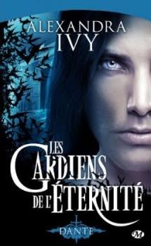 Couverture Les Gardiens de l'éternité, tome 01 : Dante